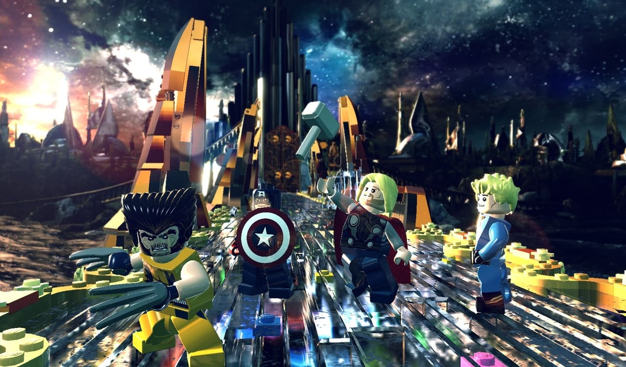 LEGO Marvel Super Heroes - Image n°7