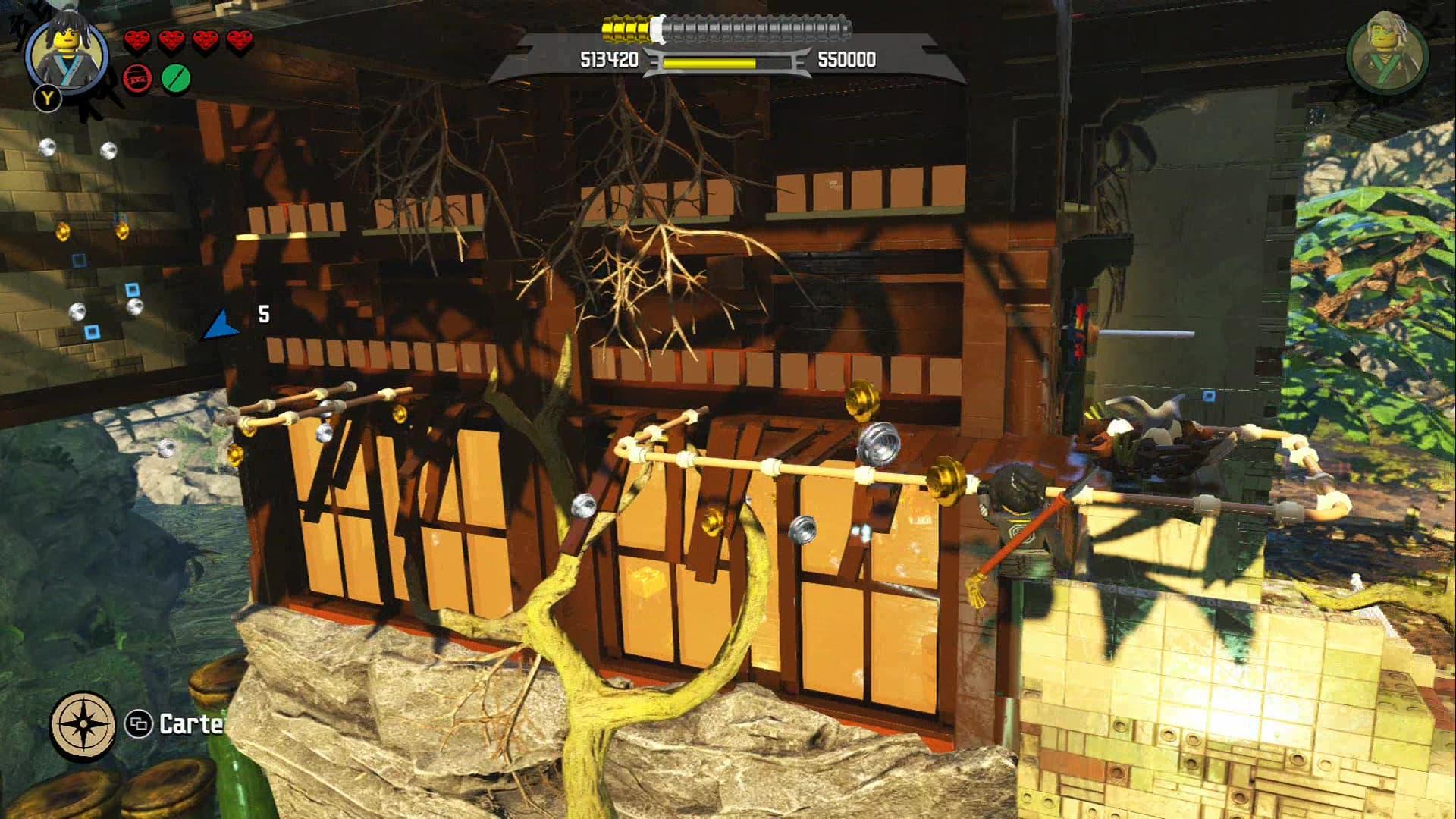 LEGO NINJAGO, le film: le jeu vidéo - Image n°6