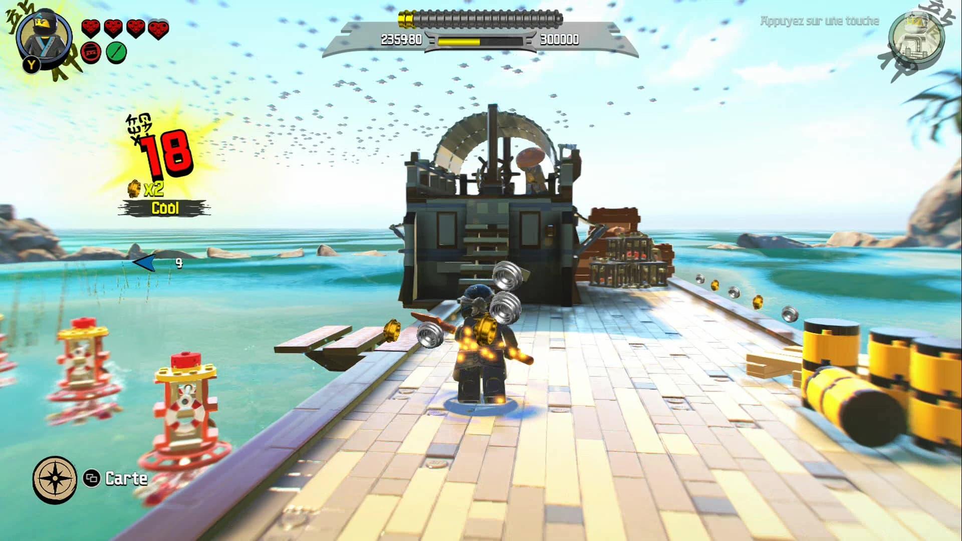 LEGO NINJAGO, le film: le jeu vidéo Xbox