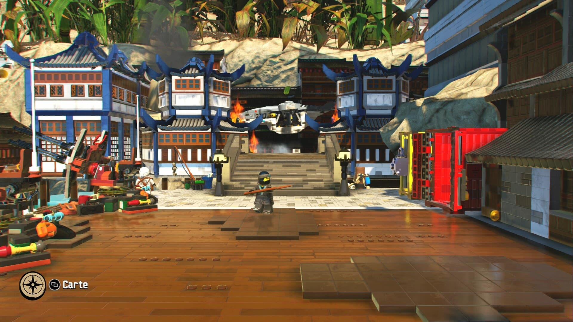 LEGO NINJAGO, le film: le jeu vidéo Xbox One