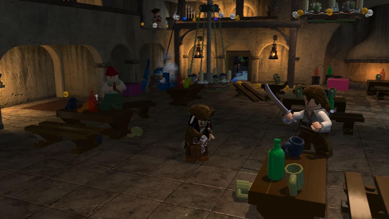 Lego Pirates des Caraïbes: Le Jeu Vidéo Xbox