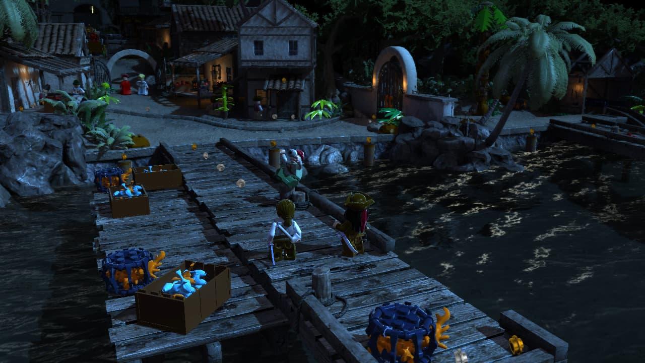 Xbox 360 Lego Pirates des Caraïbes: Le Jeu Vidéo