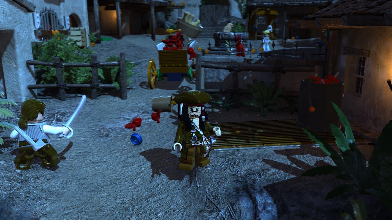 Lego Pirates des Caraïbes: Le Jeu Vidéo Xbox 360