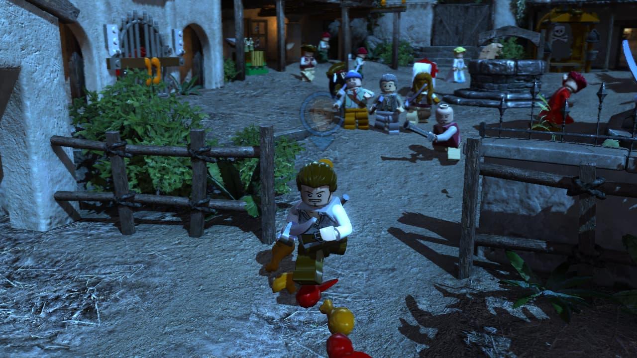 Lego Pirates des Caraïbes: Le Jeu Vidéo - Image n°7