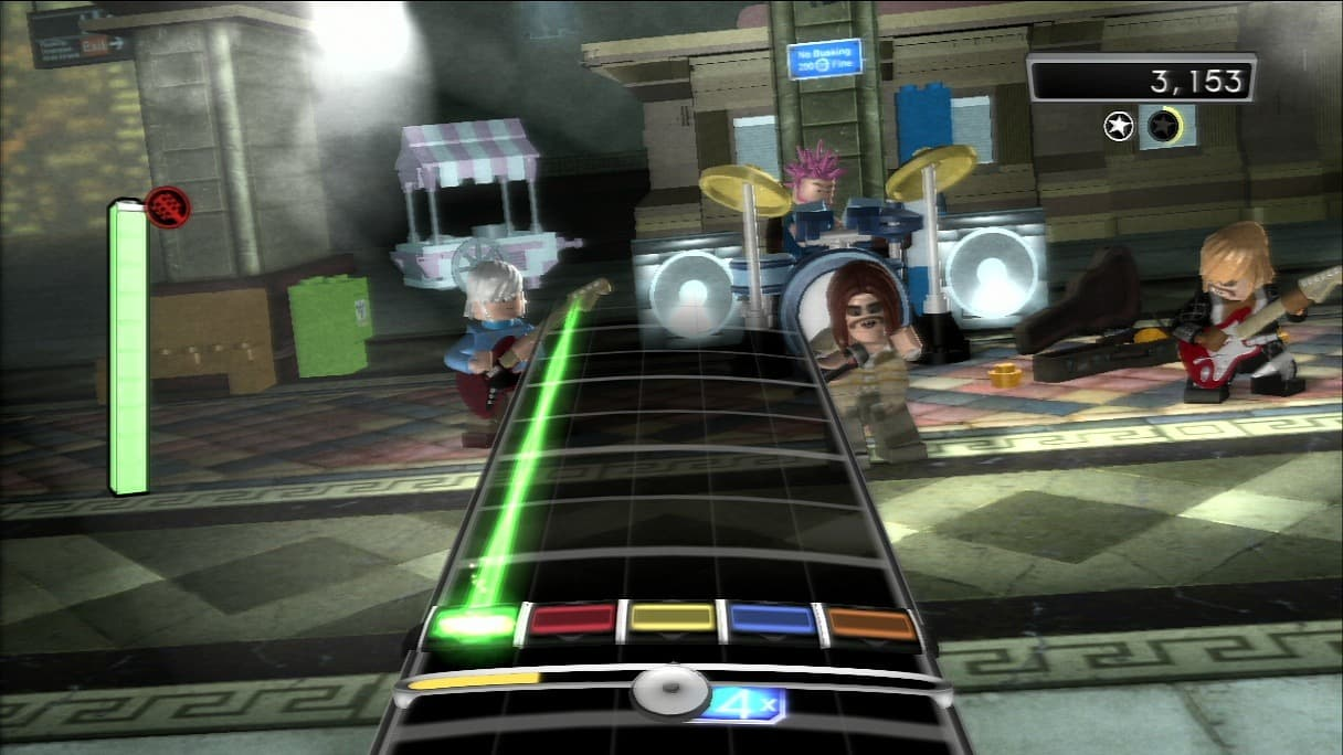 Lego Rock Band Xbox