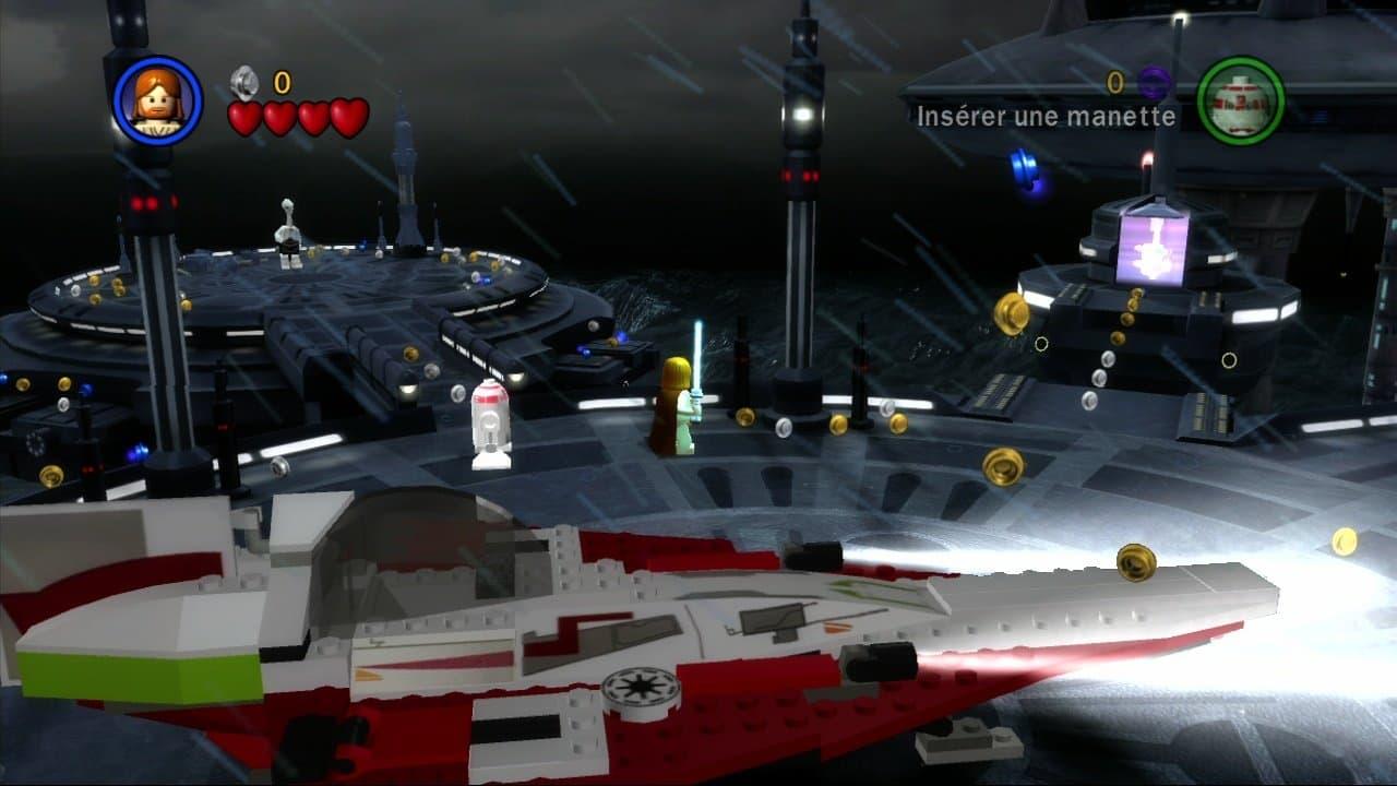 Xbox 360 Lego Star Wars: La Saga Complète