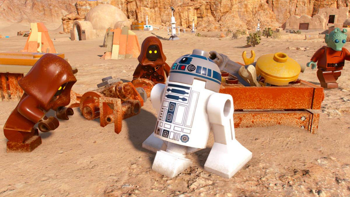 Xbox Series X & S Lego Star Wars: La Saga Skywalker
