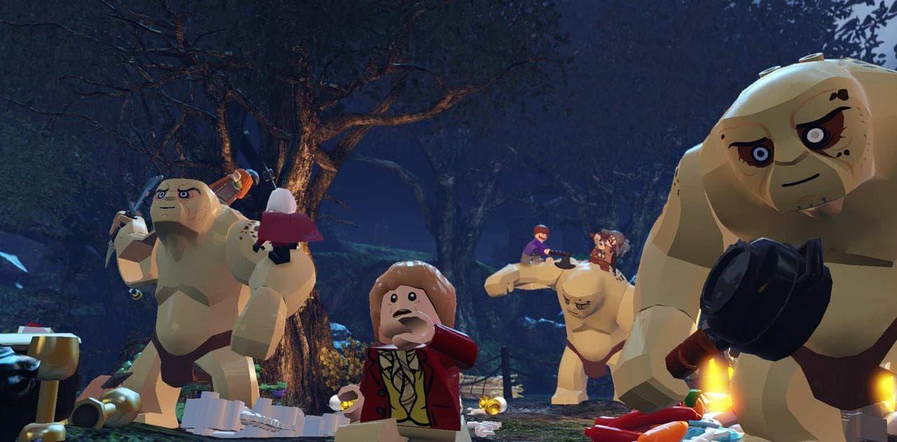 Lego: The Hobbit confirmé!
