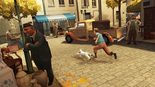 Les Aventures de Tintin: Le Secret de la Licorne - Image n°7