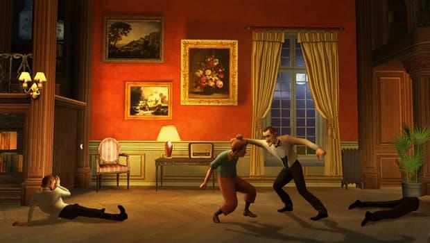 Xbox 360 Les Aventures de Tintin: Le Secret de la Licorne