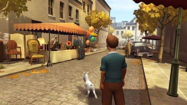 Les Aventures de Tintin: Le Secret de la Licorne - Image n°6