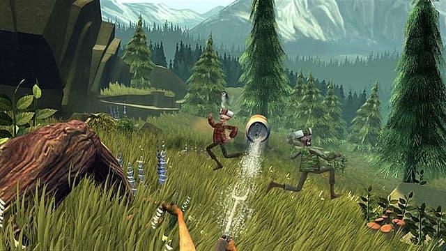 Les Rebelles de la Forêt Xbox