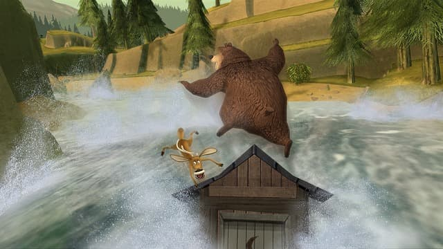 Xbox 360 Les Rebelles de la Forêt
