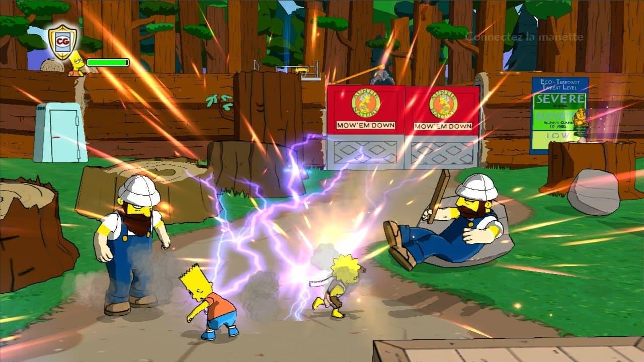 Les Simpson: Le Jeu Xbox 360