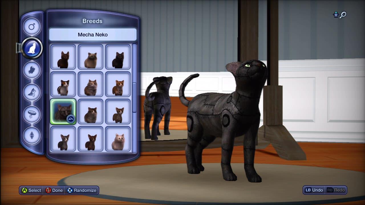 Xbox 360 Les Sims 3: Animaux & Cie