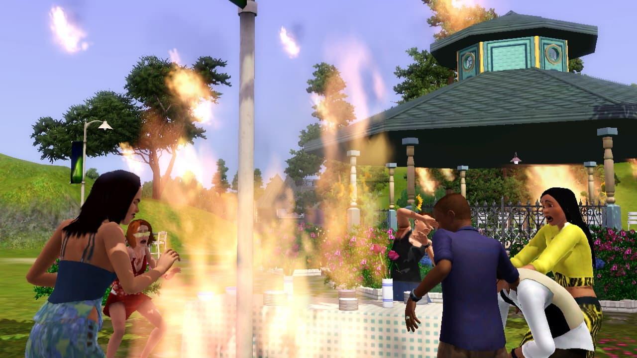 Xbox 360 Les Sims 3
