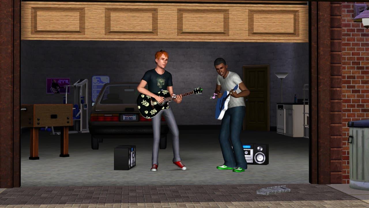 Les Sims 3 Xbox