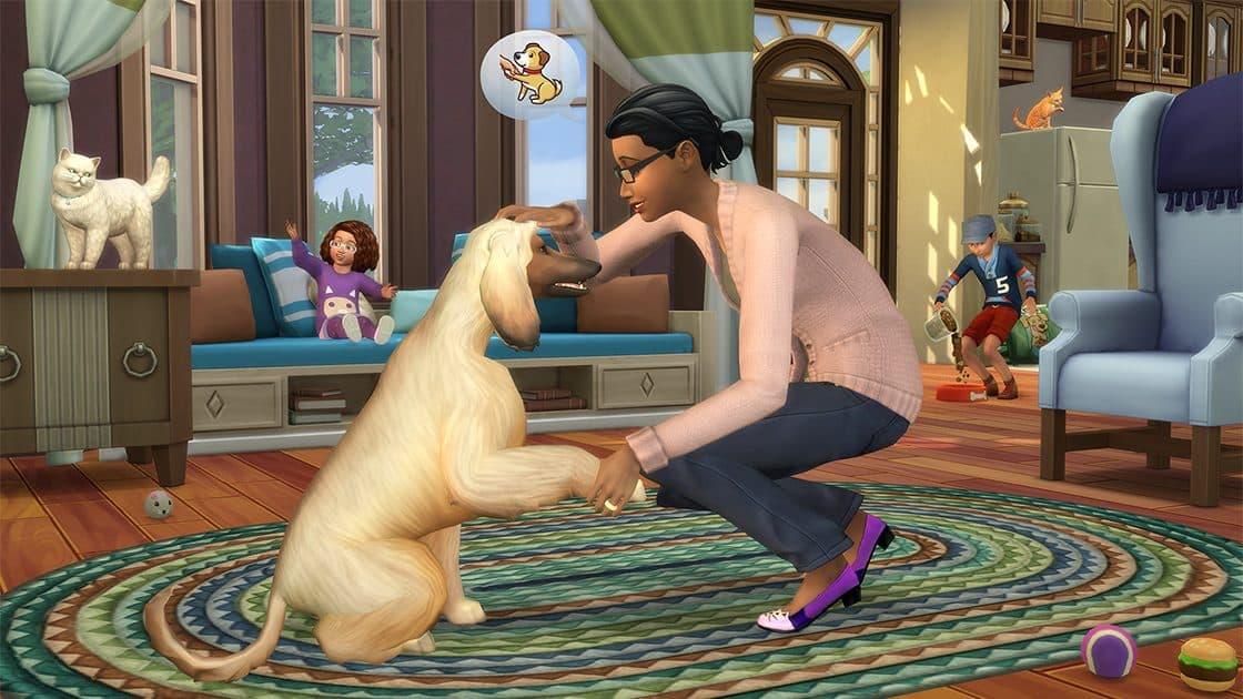 Les Sims 4: Chiens et Chats - Image n°6