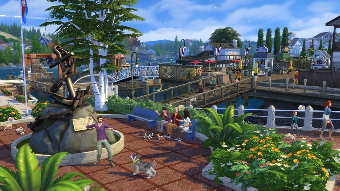 Les Sims 4: Chiens et Chats Xbox