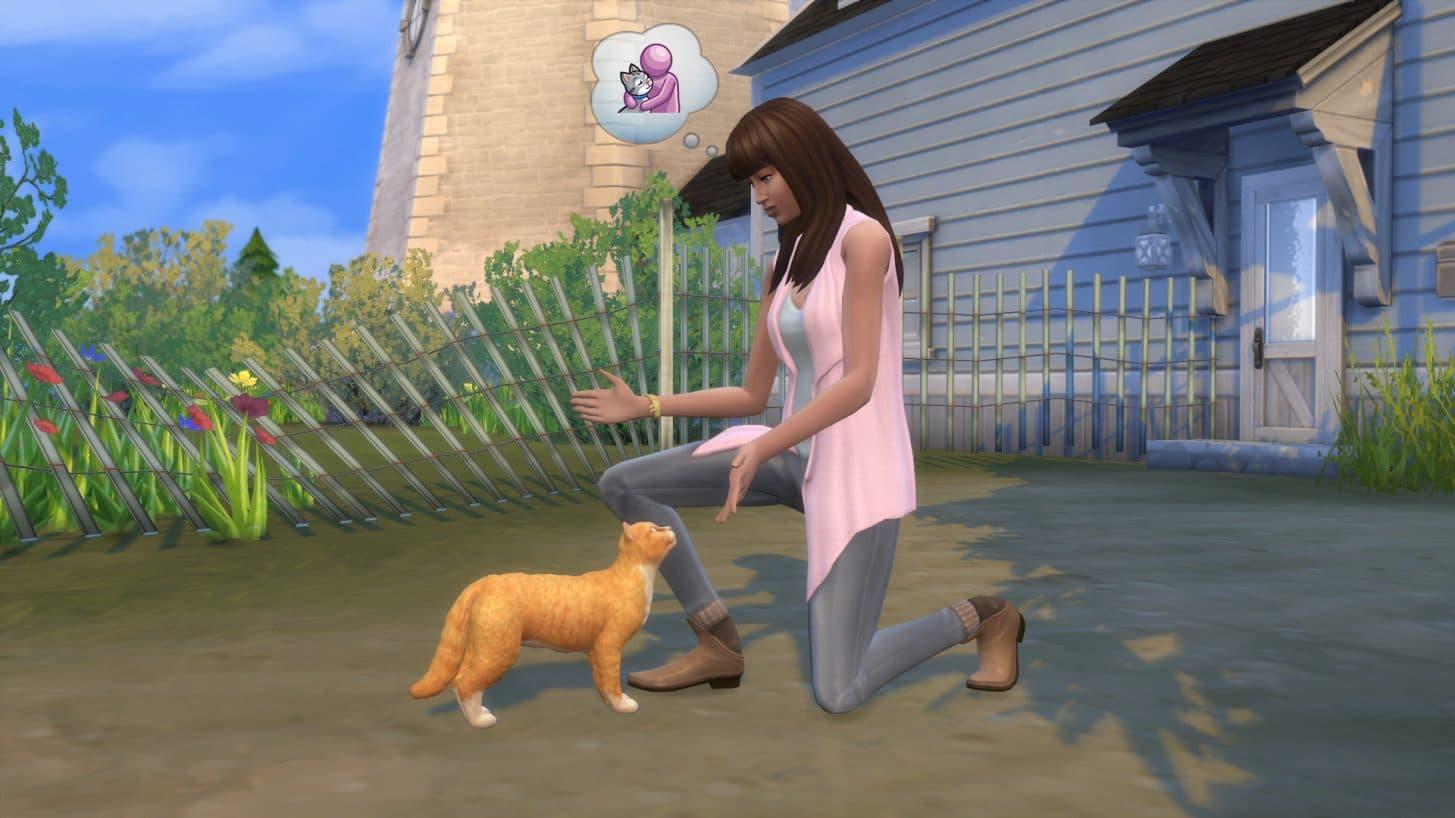 Les Sims 4: Chiens et Chats Xbox One