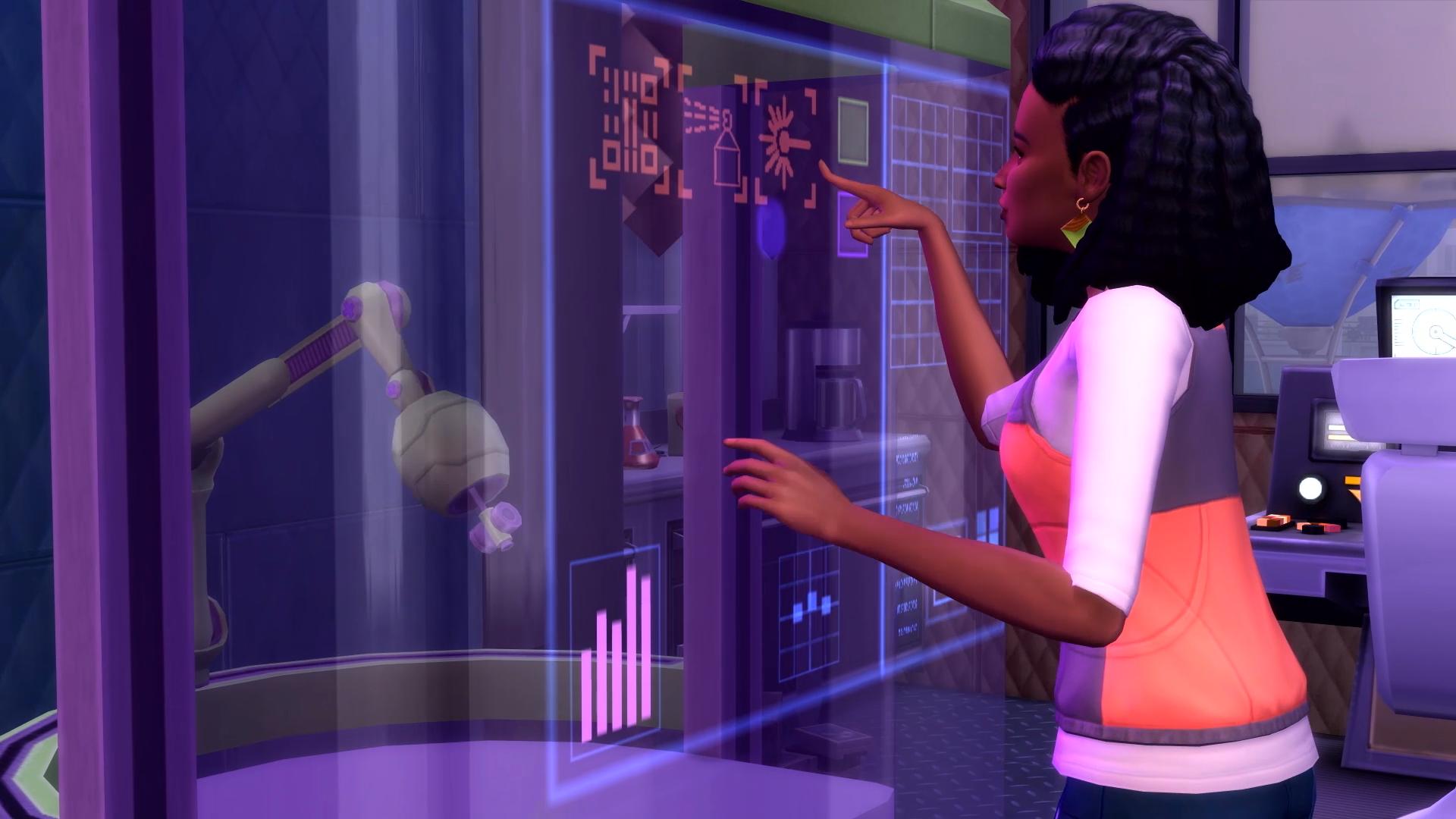 Les Sims 4: Écologie