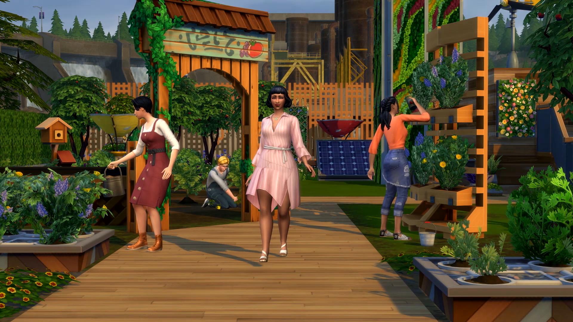 Xbox One Les Sims 4: Écologie