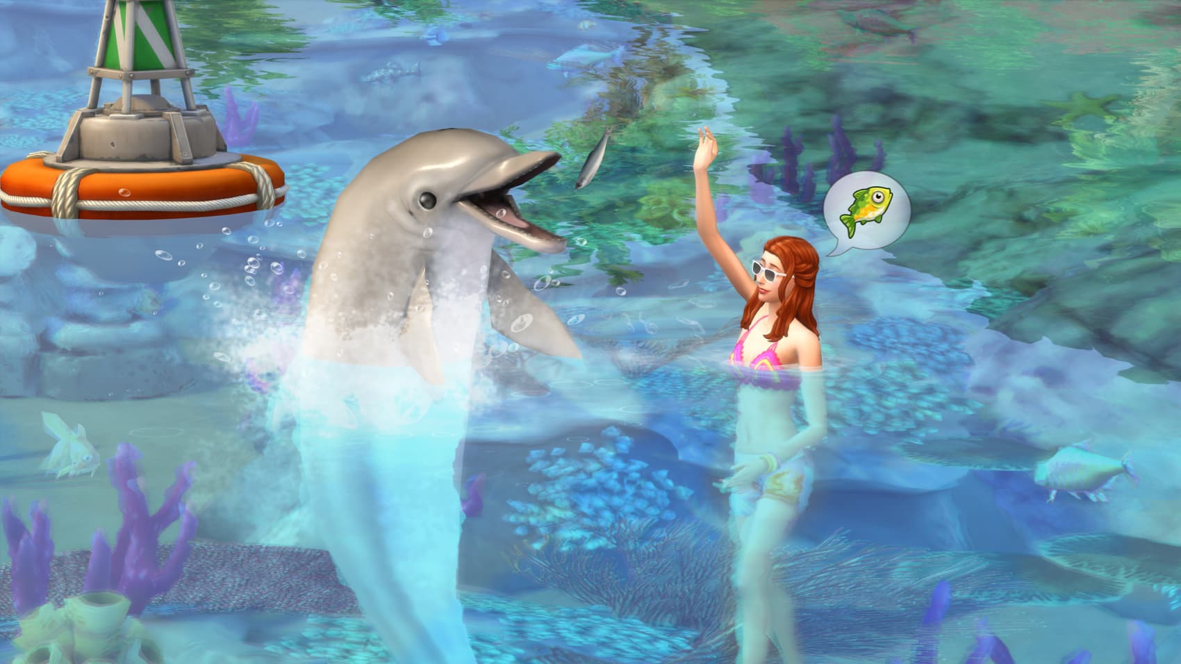 Les Sims 4: Iles paradisiaques Xbox One