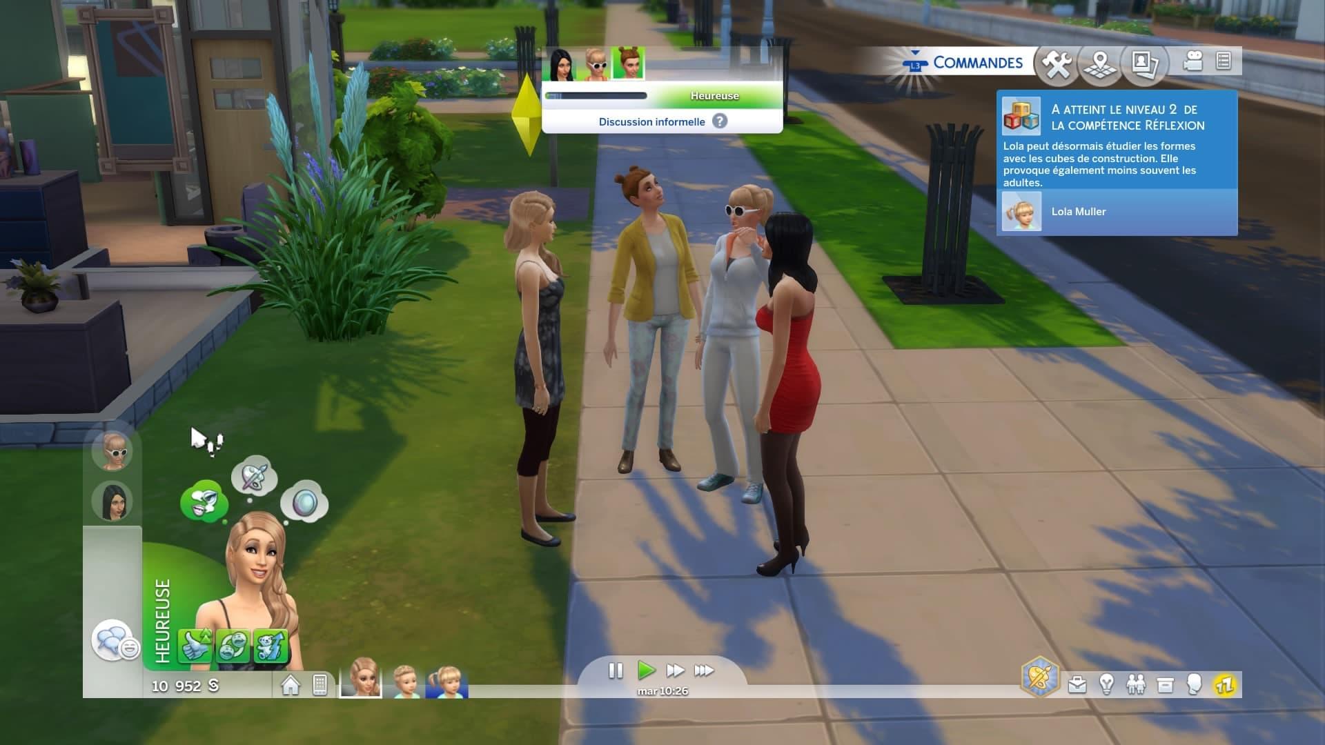 Les Sims 4 Xbox