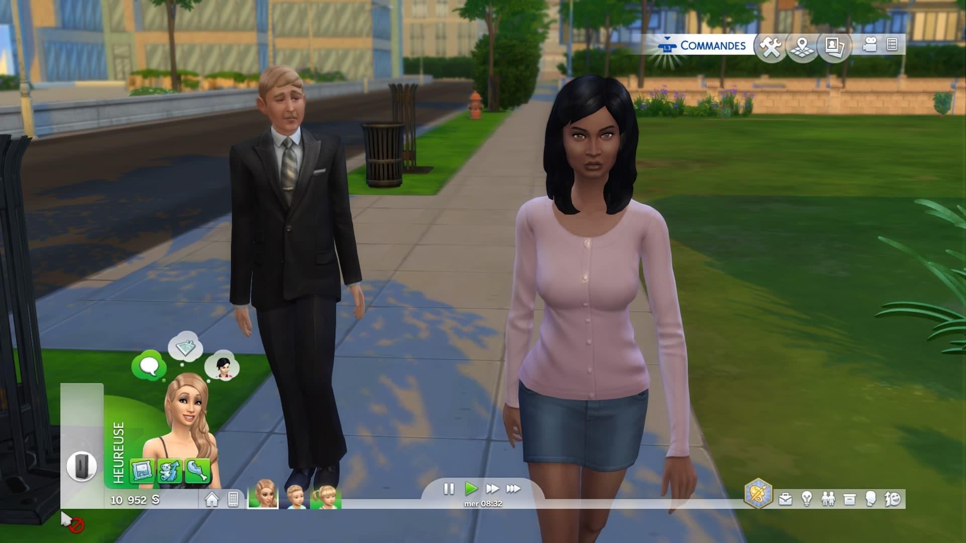 Xbox One Les Sims 4