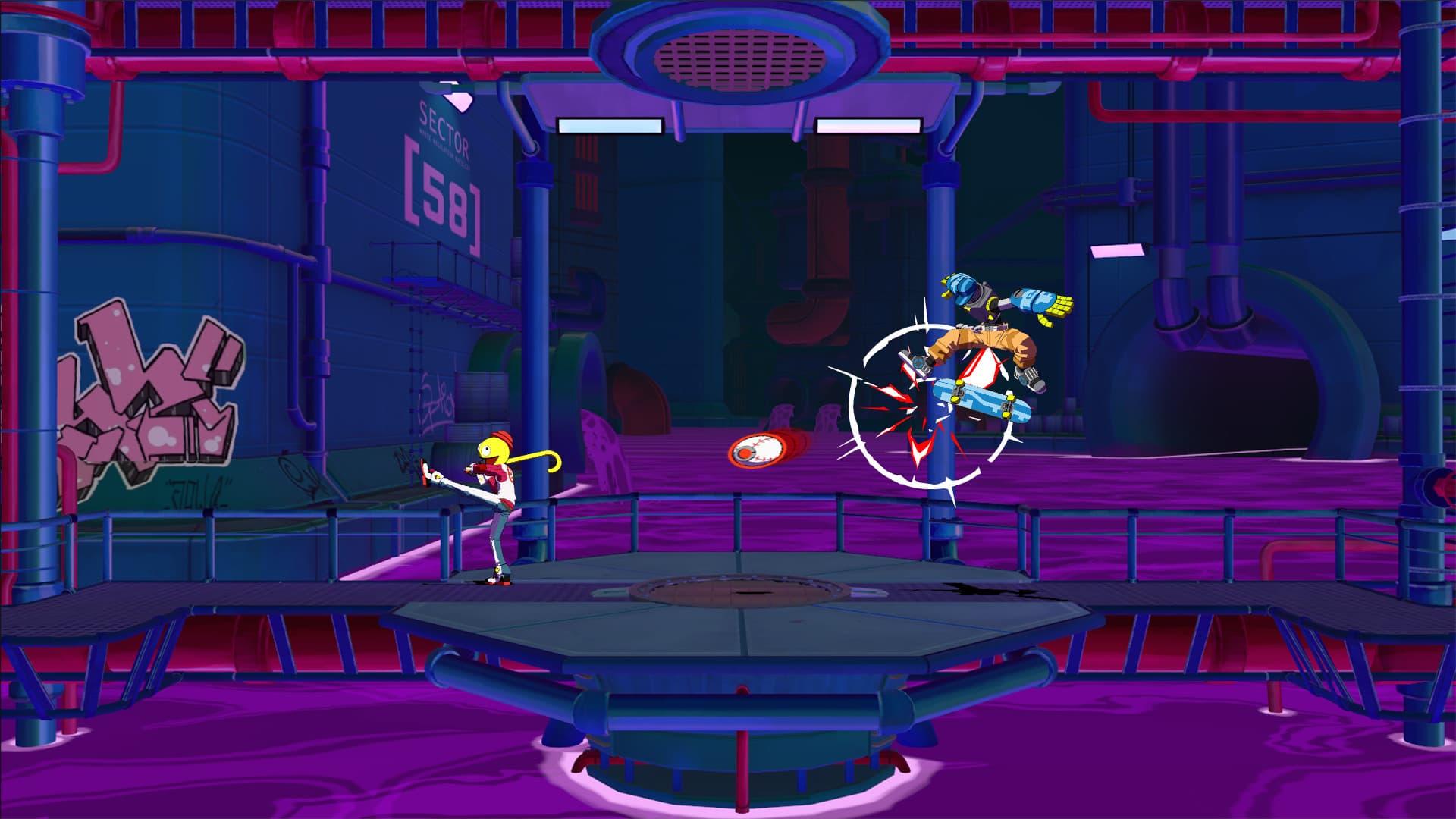 Lethal League Blaze Xbox