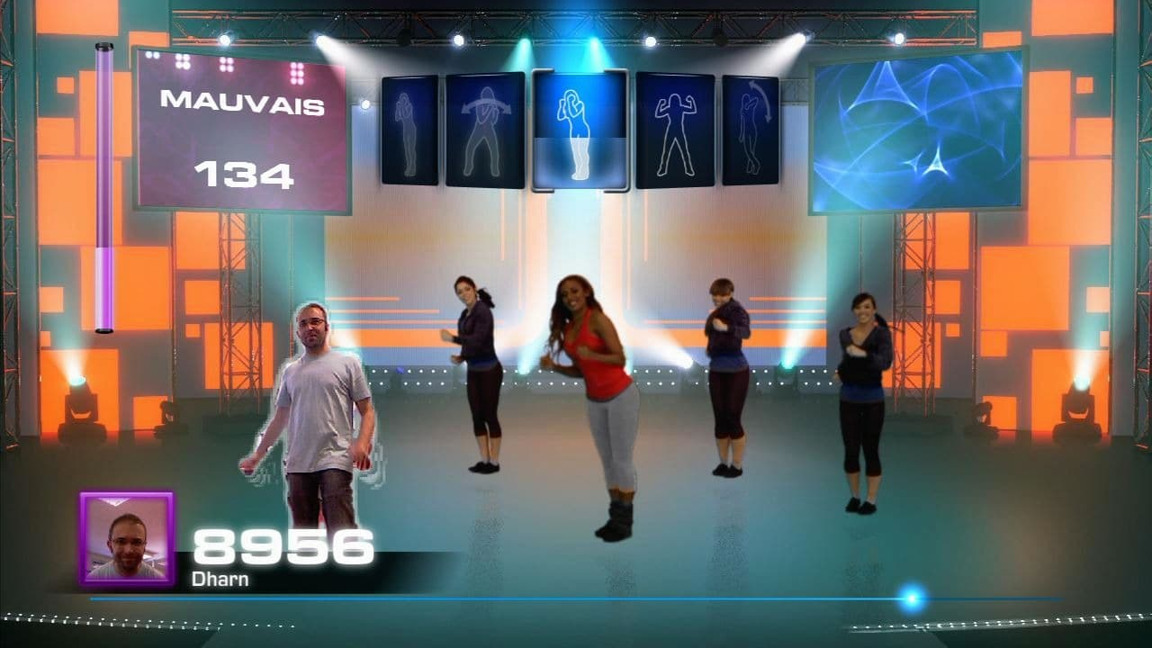 Let's Dance with Mel B Xbox 360