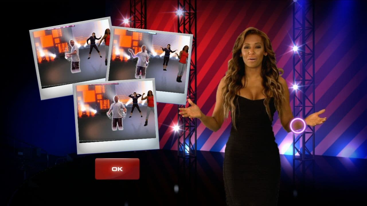 Let's Dance with Mel B Xbox