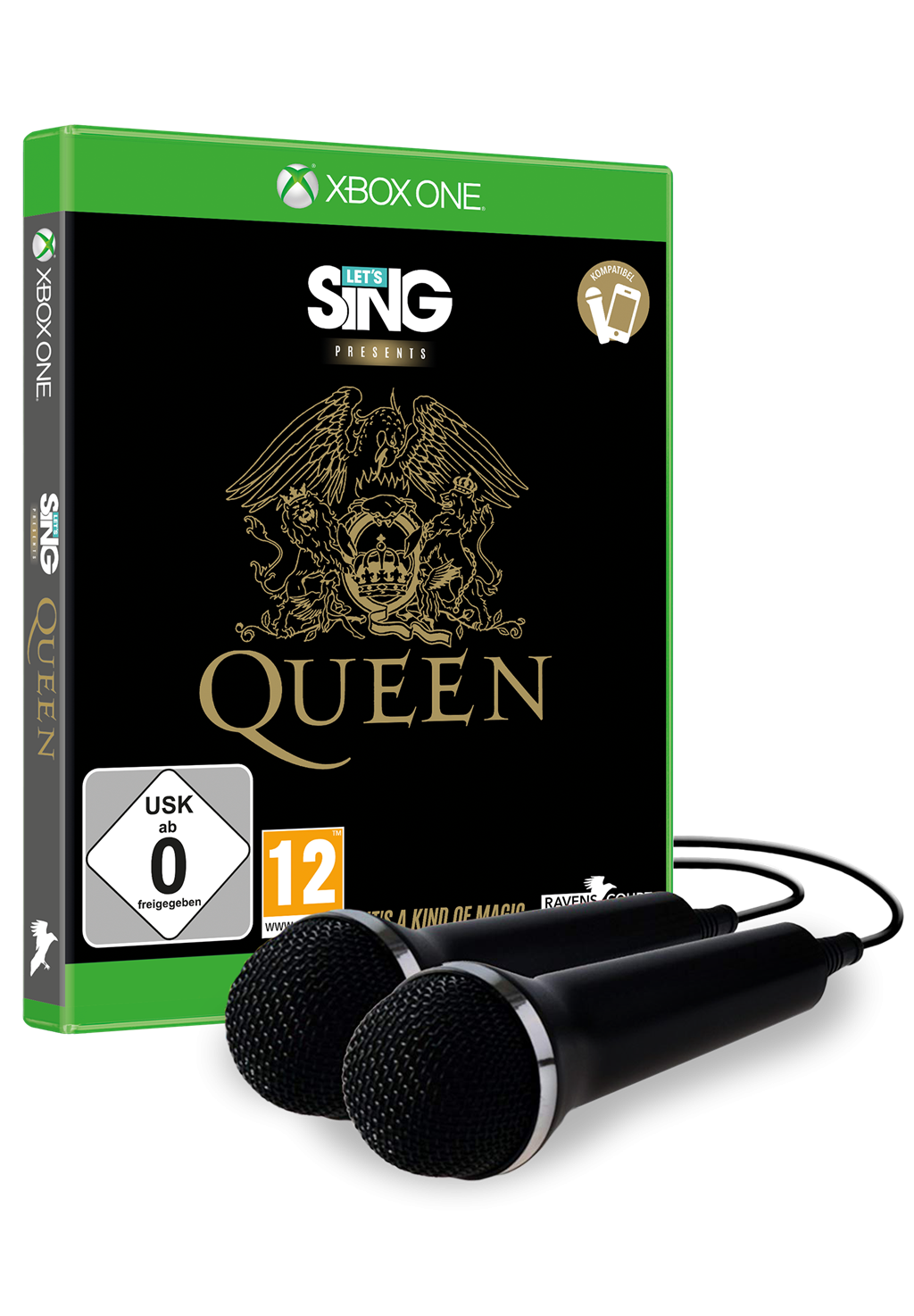 Xbox One Let's Sing Queen