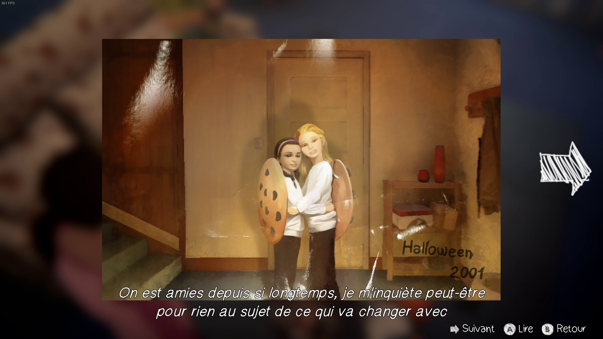 Life is Strange Before the Storm - Episode Bonus - Adieux - Image n°6