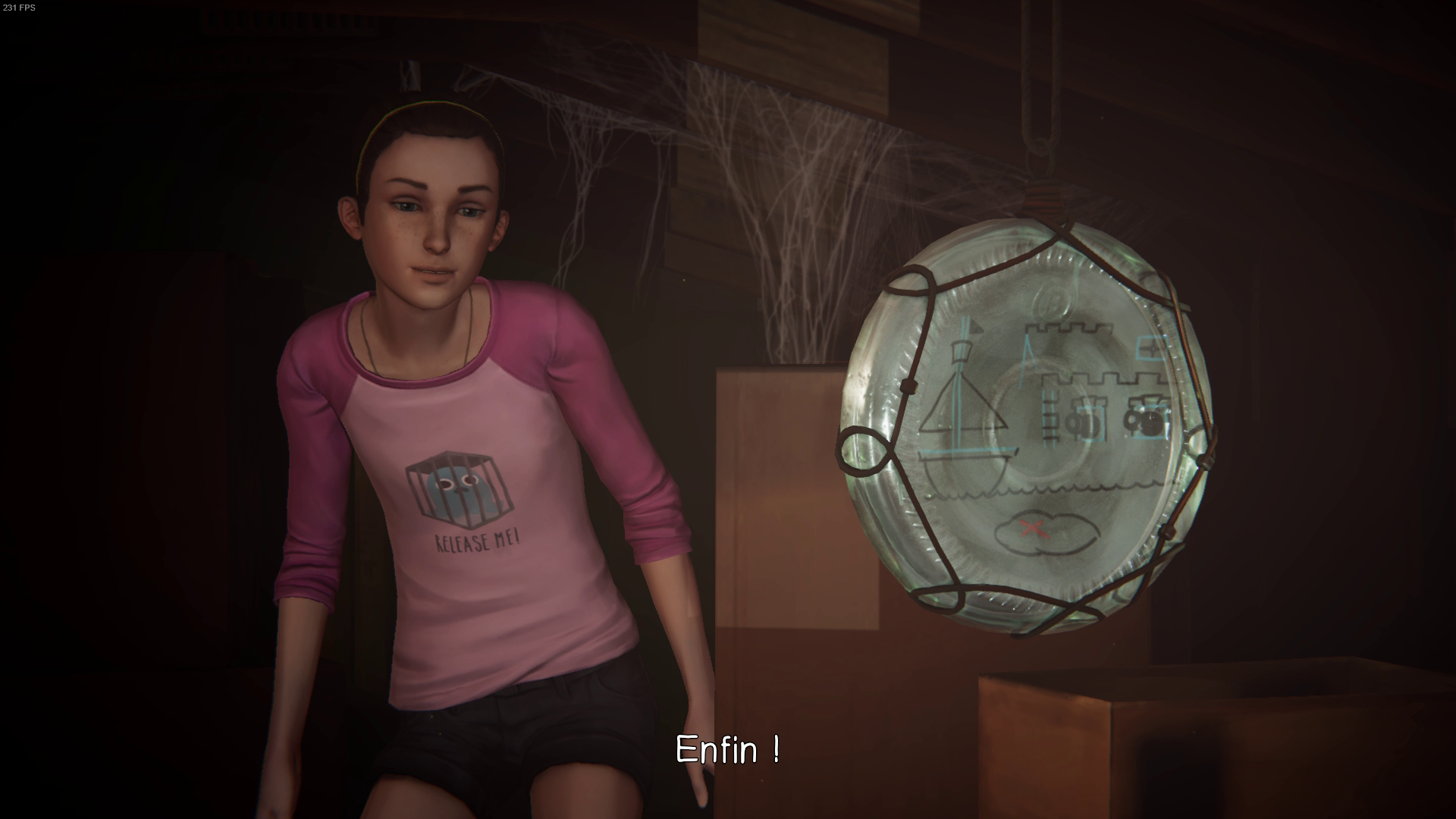 Life is Strange Before the Storm - Episode Bonus - Adieux Xbox One