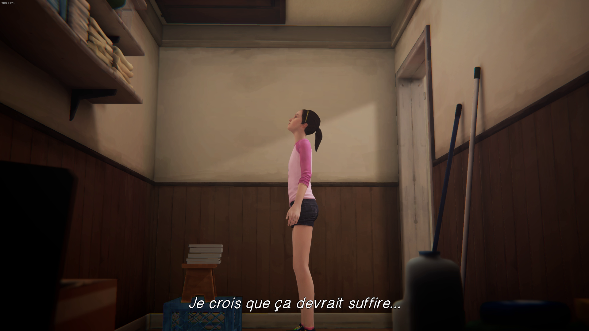 Life is Strange Before the Storm - Episode Bonus - Adieux