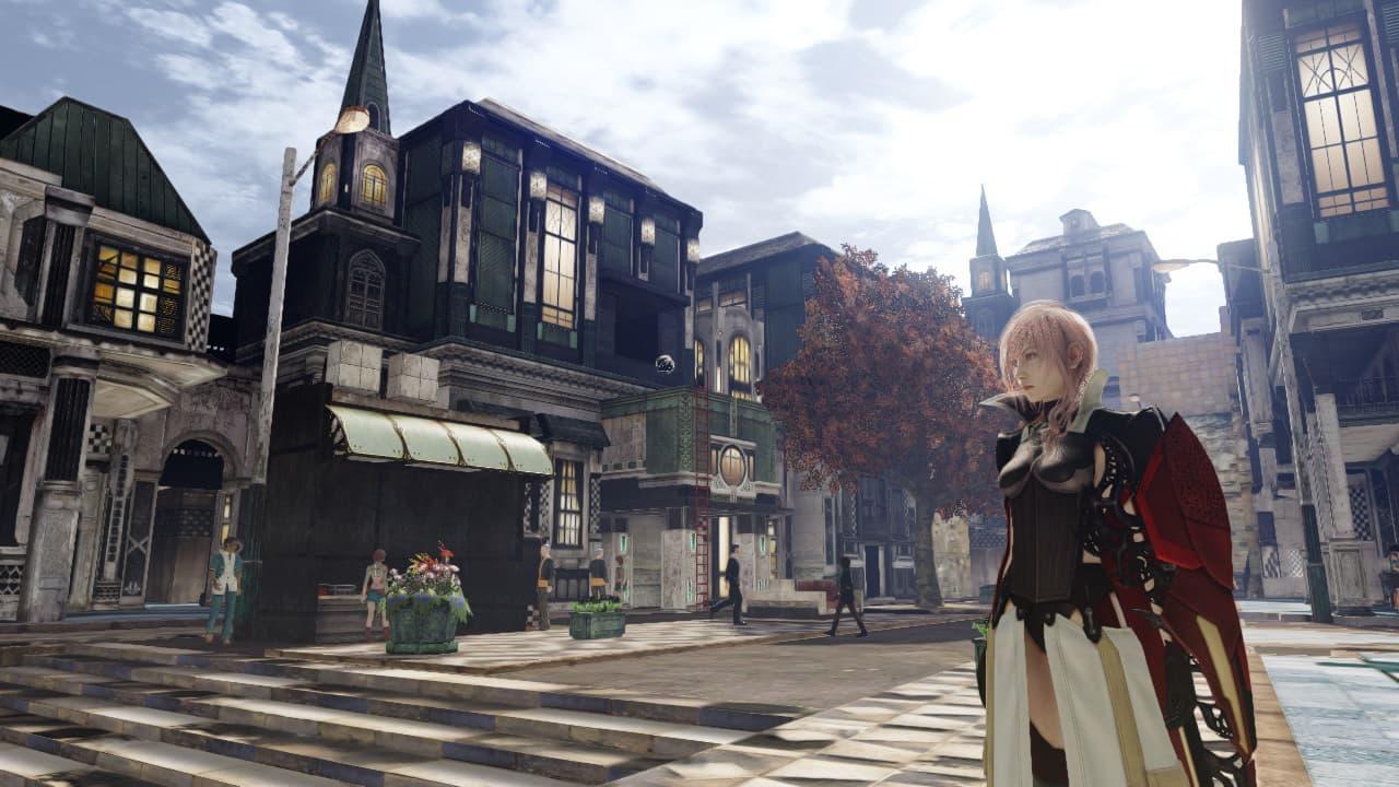 [aperçu]- Lightning Returns: Final Fantasy XIII
