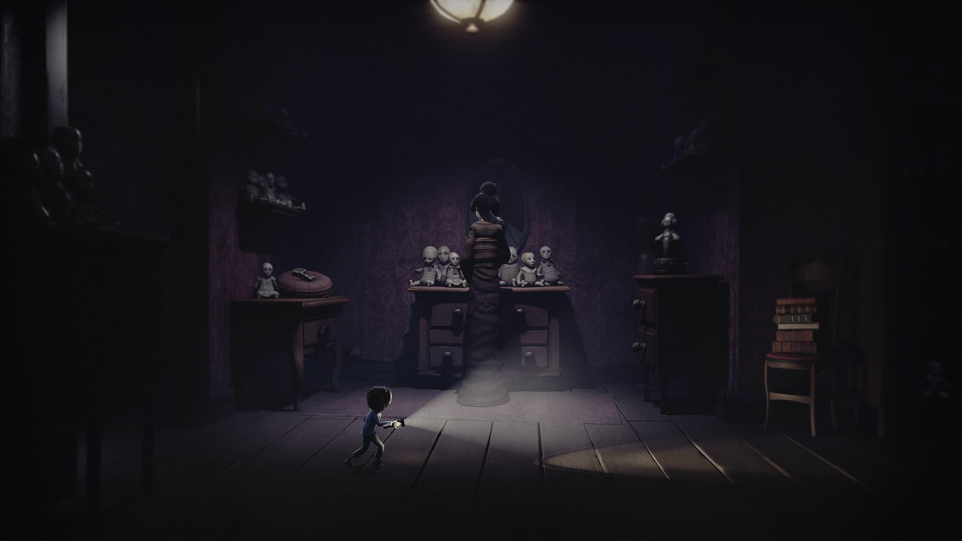Little Nightmares: Secrets of The Maw - La Résidence Xbox