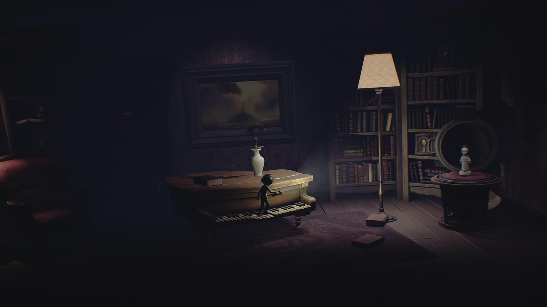 Little Nightmares: Secrets oph The Maw - La Résidence