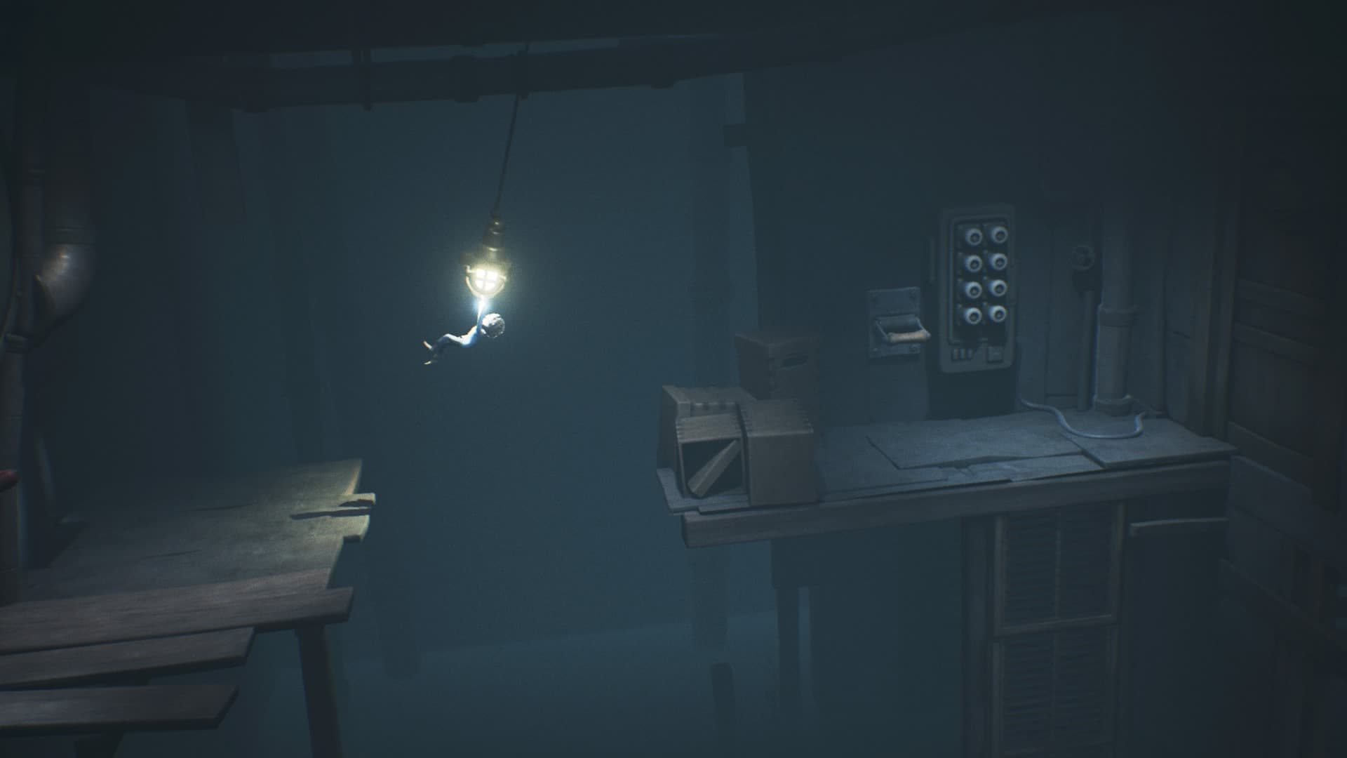 Little Nightmares: Secrets oph The Maw - Les Prophondeurs