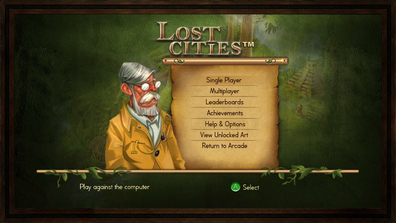 Lost Cities Xbox