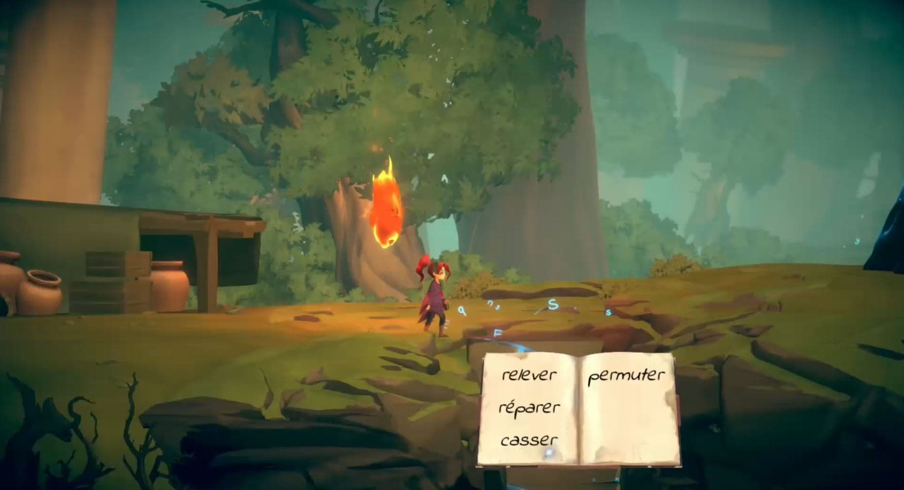 Lost Words: Beyond the Page Xbox One