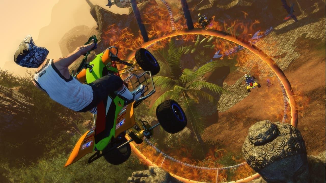 Xbox 360 Mad Riders