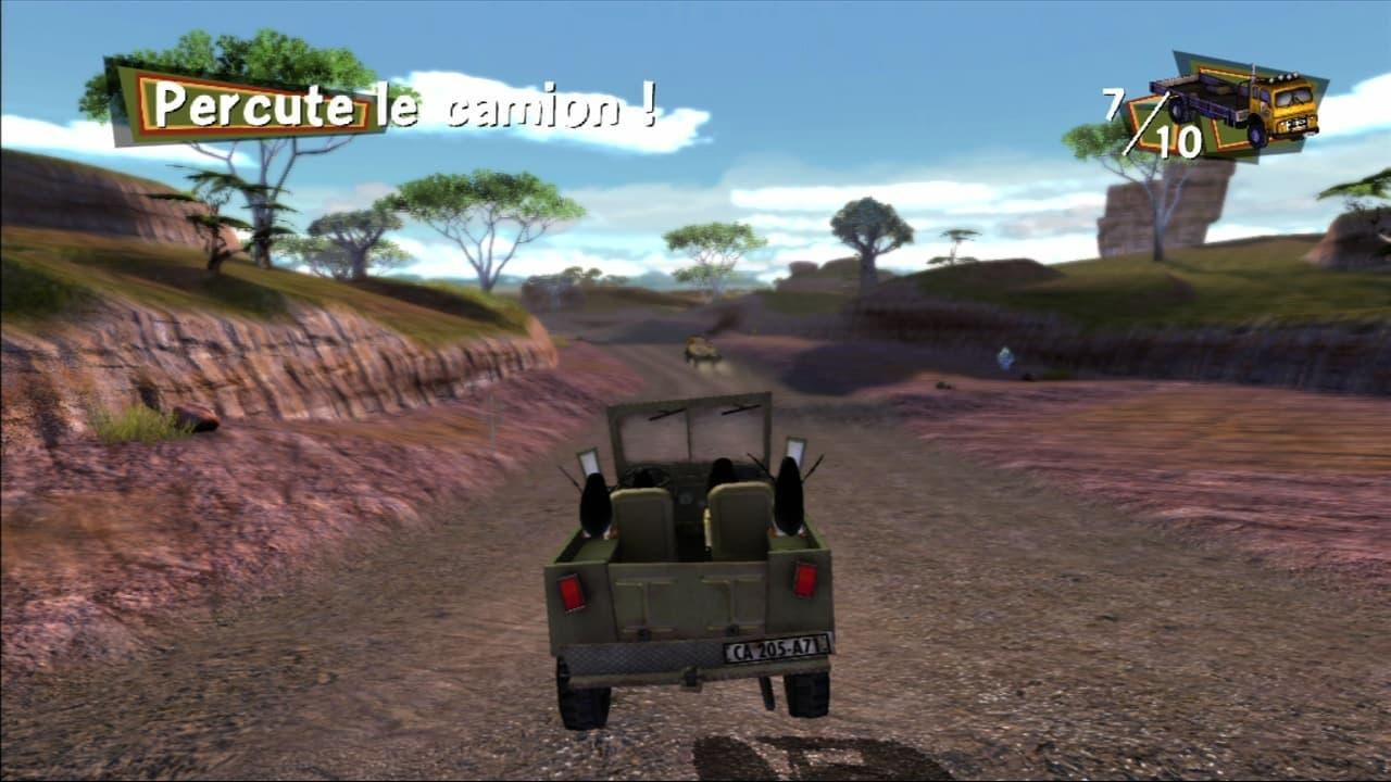 Madagascar 2 Xbox