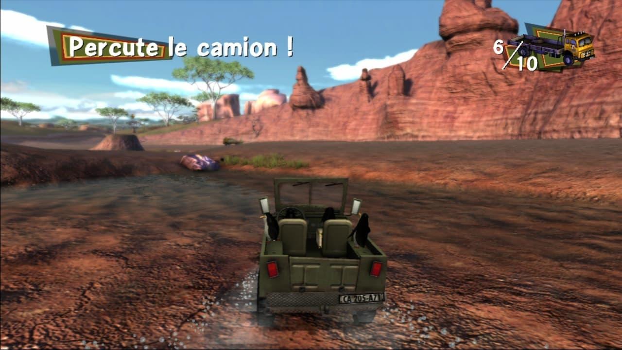 Madagascar 2 Xbox 360