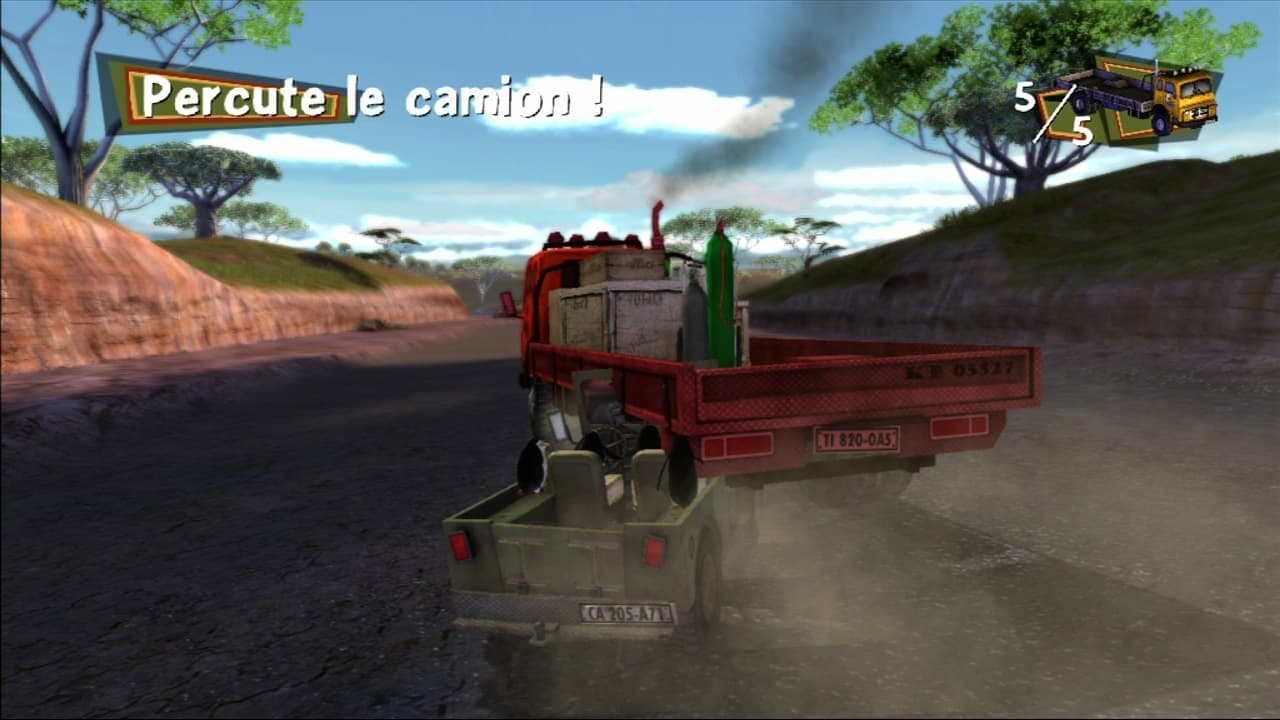 Madagascar 2 - Image n°6