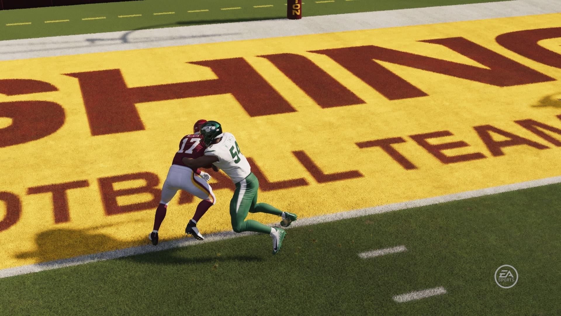 Madden NFL 21 Xbox Series X & S