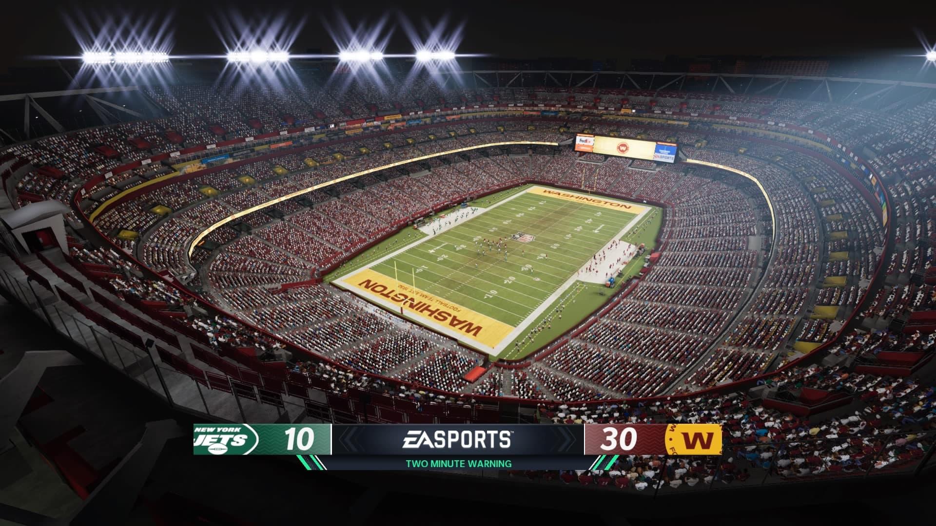 Xbox Series X & S Madden NFL 21