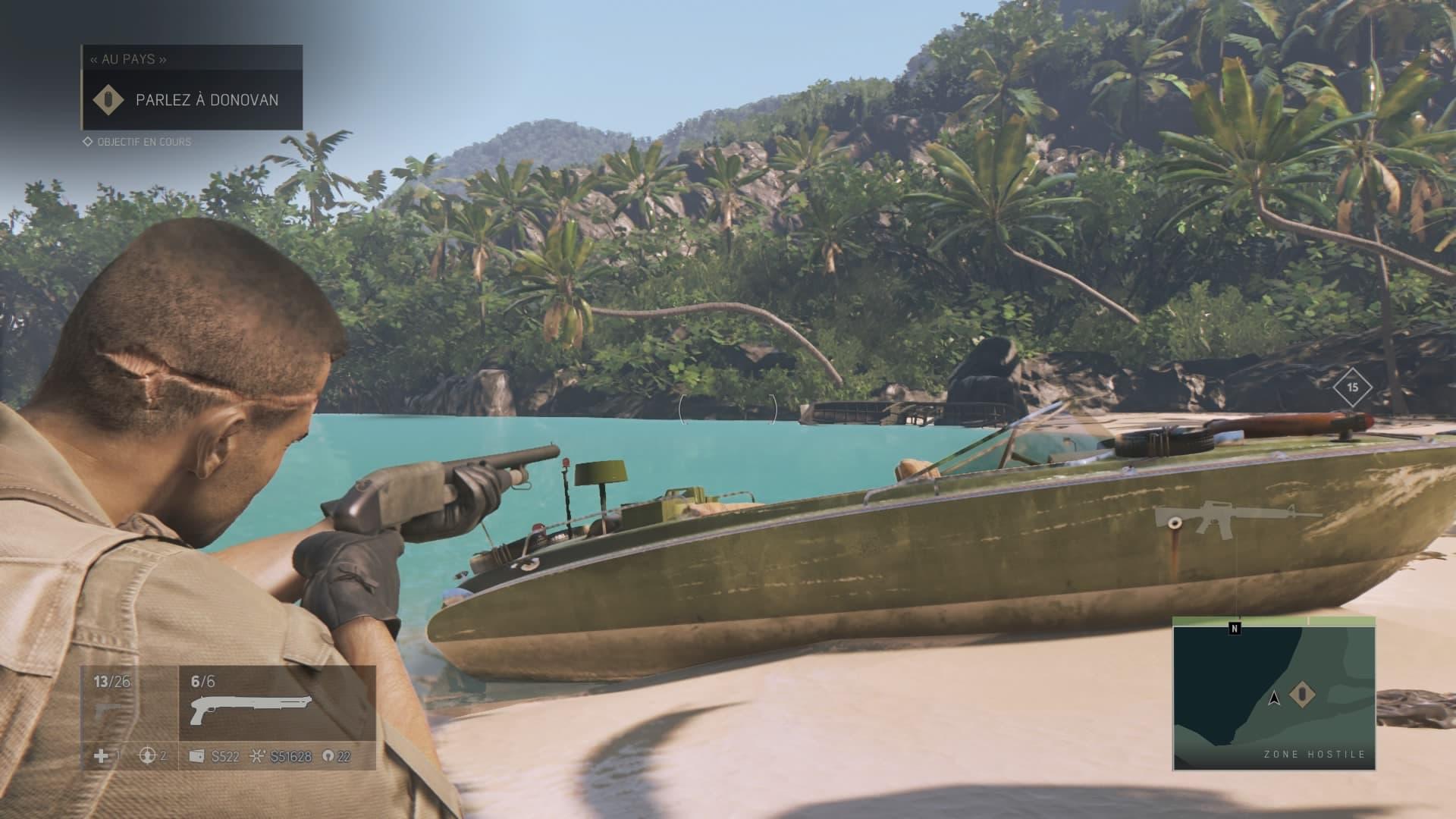 Mafia III: La Hache de Guerre Xbox One