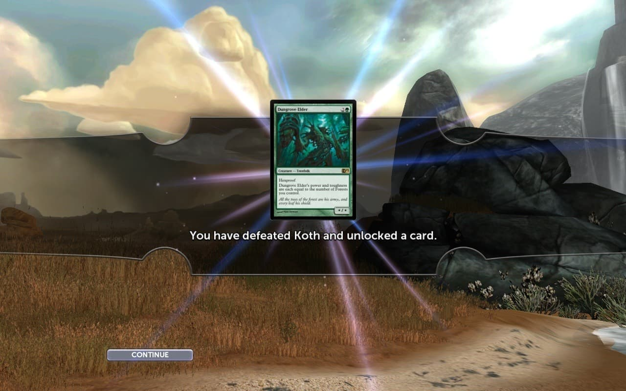Xbox 360 Magic: The Gathering: Duels of the Planeswalkers 2012